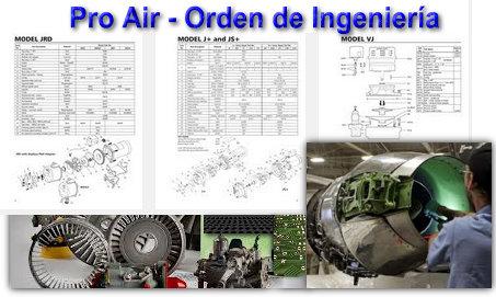 Ordenes de Ingenieria ProAir